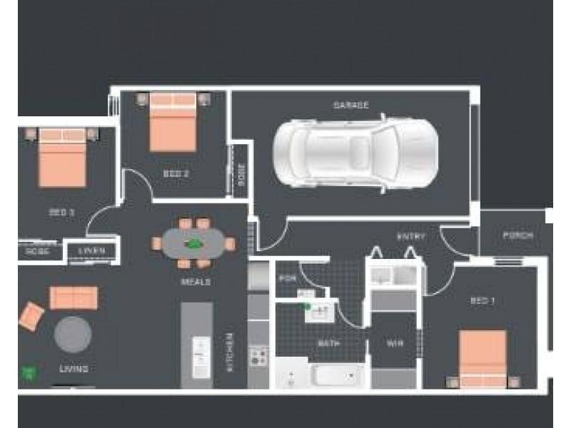 1227 Kings Leigh Avenue, Werribee VIC 3030 Floorplan