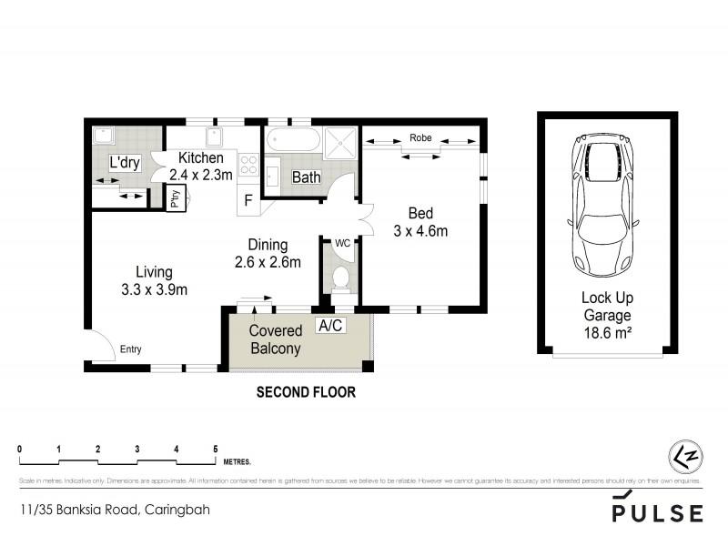 11/35-37 Banksia Road, Caringbah NSW 2229 Floorplan