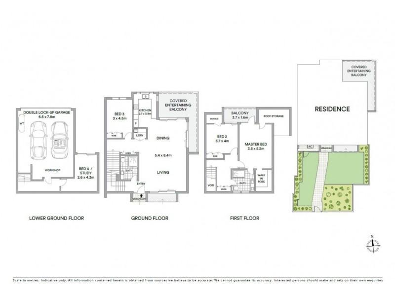 2/237 Burraneer Bay Road, Caringbah South NSW 2229 Floorplan