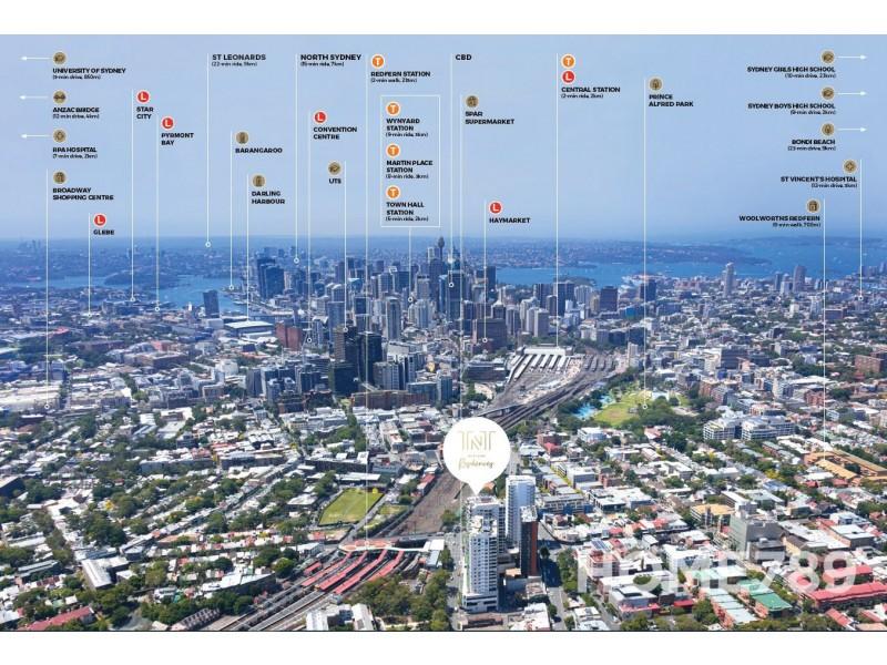 Tower 1 Lawson Square, Redfern NSW 2016