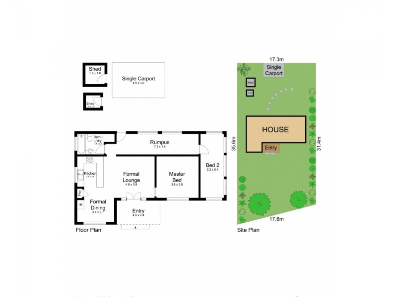 240 Lakedge Avenue, Berkeley Vale NSW 2261 Floorplan