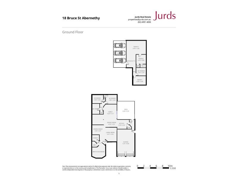 18 Bruce Street, Abernethy NSW 2325 Floorplan