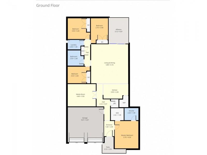 4 Stirling Street, Abernethy NSW 2325 Floorplan