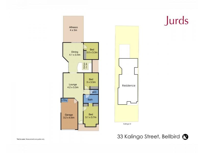 33 Kalingo Street, Bellbird NSW 2325 Floorplan