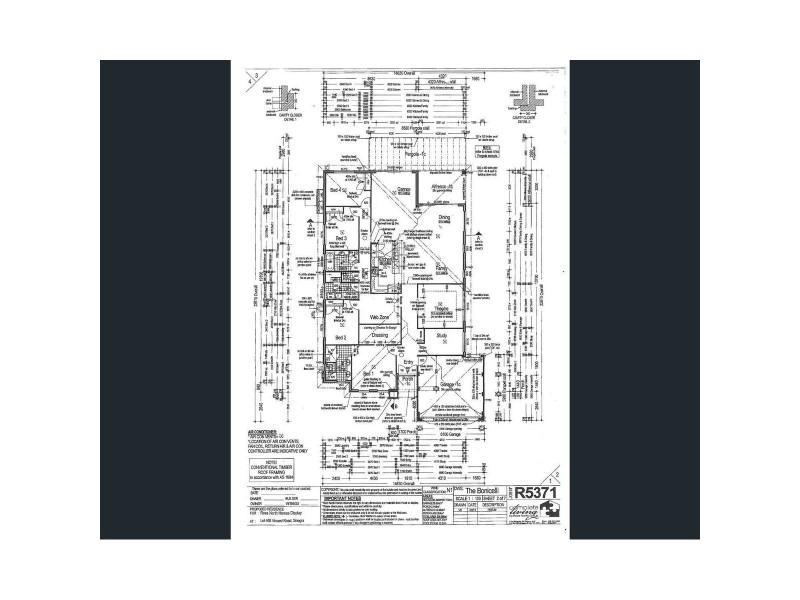 99 Vincent Road, Sinagra WA 6065 Floorplan