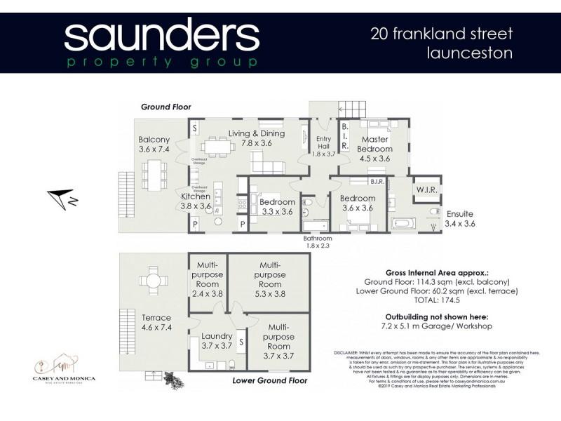 20 Frankland Street, Launceston TAS 7250