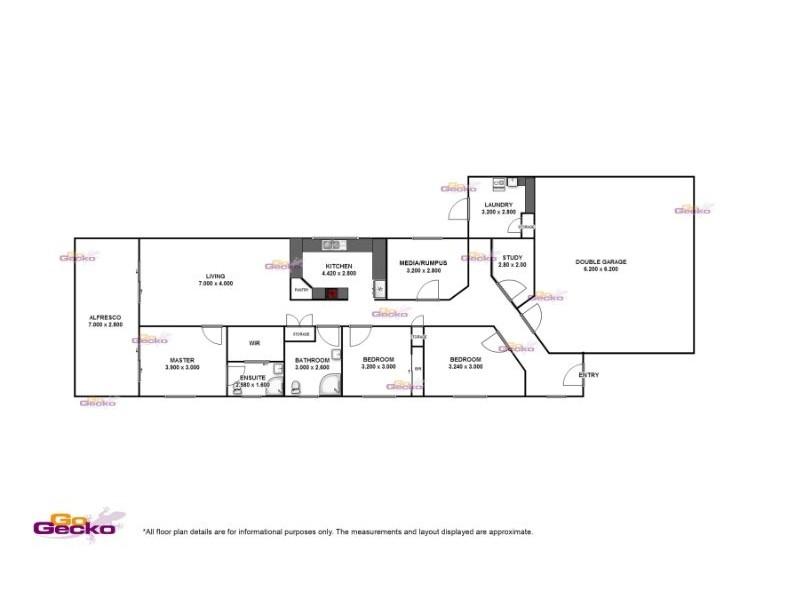 23 Kurago Street, Chermside West QLD 4032 Floorplan