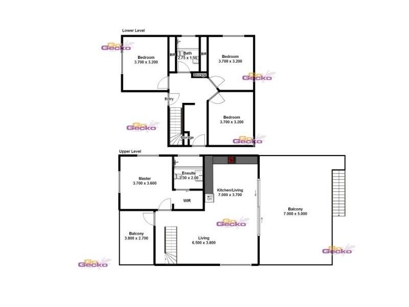 18 Templeton St, Virginia QLD 4014 Floorplan