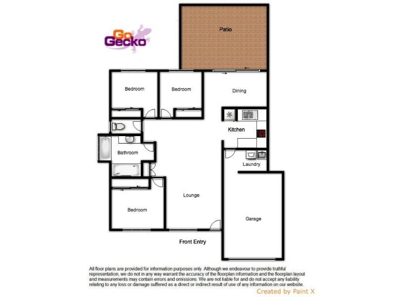 1/106 Jean Street, Grange QLD 4051 Floorplan