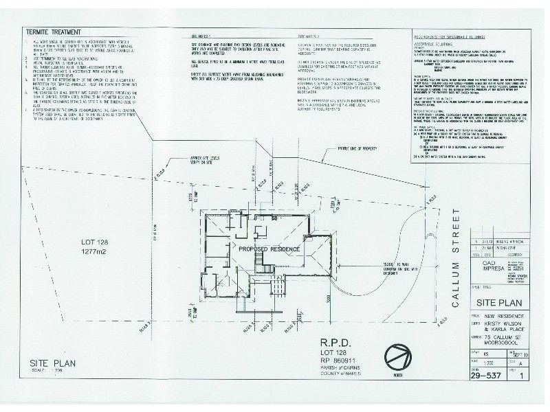 75 CALLUM SREET, Mooroobool QLD 4870
