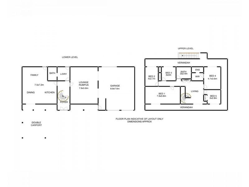 415 Springwood Road, Daisy Hill QLD 4127 Floorplan