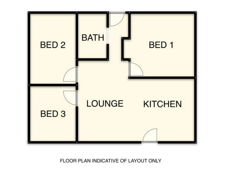 12/24 Albert Street, Eagleby QLD 4207 Floorplan