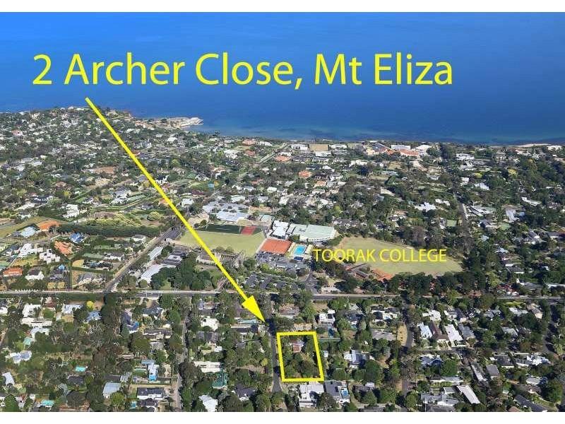 2 Archer Close, Mount Eliza VIC 3930
