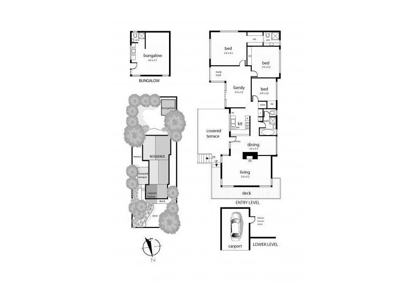 32 Mountain View Road, Mount Eliza VIC 3930 Floorplan