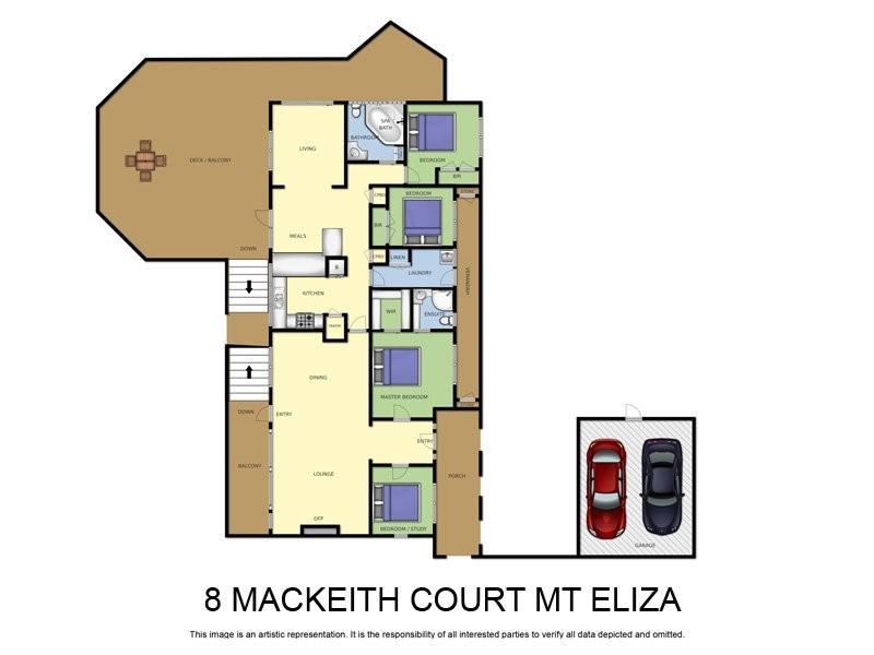 8 Mackeith Court, Mount Eliza VIC 3930