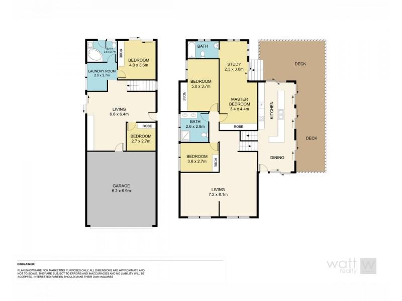 Aspley QLD 4034 Floorplan