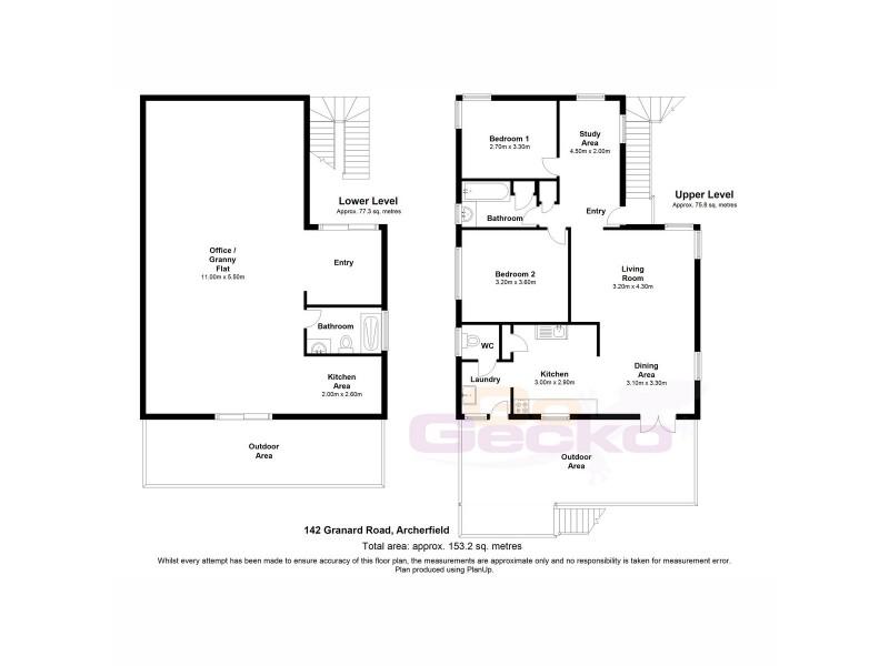 142 Granard Road, Archerfield QLD 4108 Floorplan