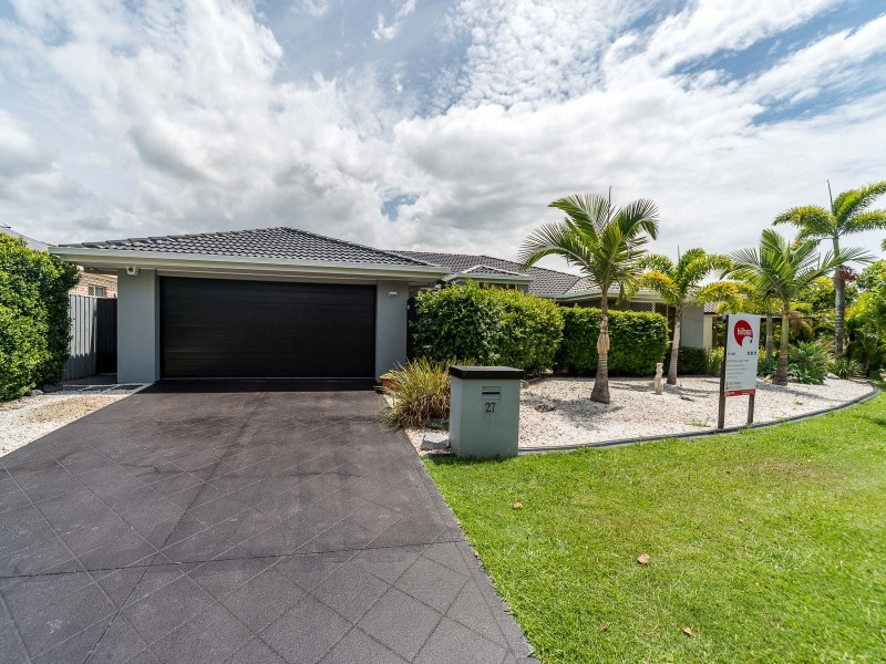 27 River Meadows Drive, Upper Coomera QLD 4209