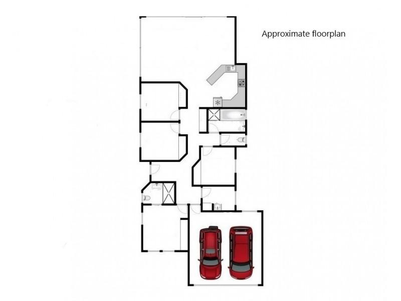 24 Blackwattle Circuit, Arundel QLD 4214 Floorplan