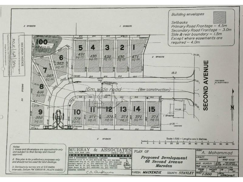 Lot 1, Lot 1 – 15 Waheed Street, Marsden QLD 4132