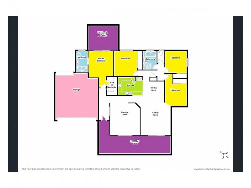 33 Hugo Drive, Beaudesert QLD 4285 Floorplan