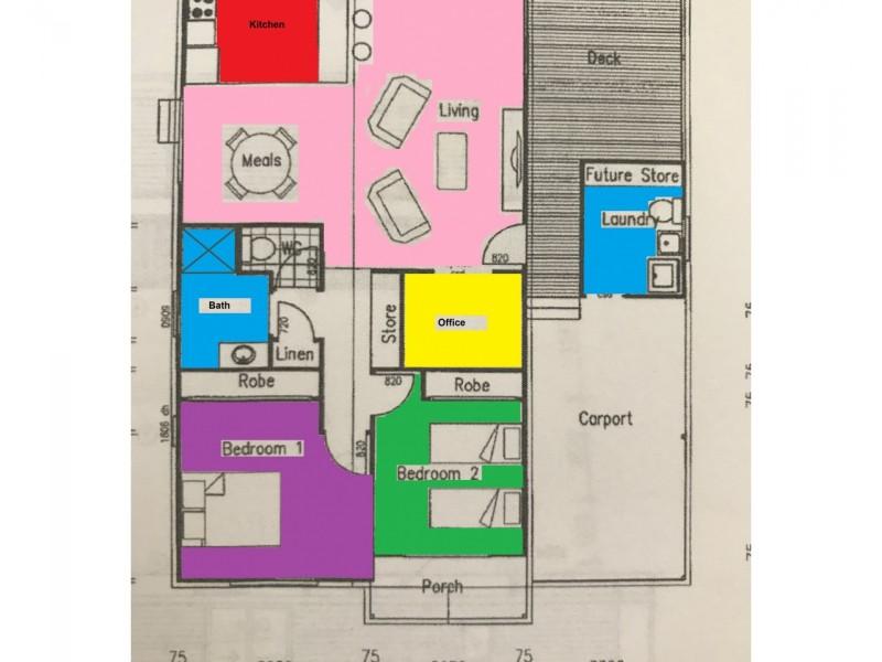 41 Elysium Village, Beaudesert QLD 4285 Floorplan