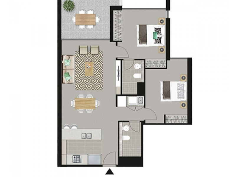 18 Ebsworth Street, Zetland NSW 2017 Floorplan