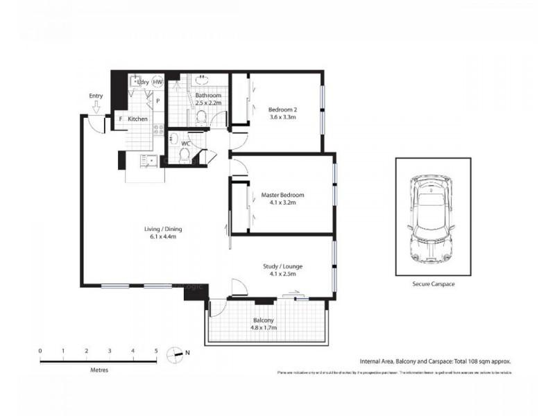 343-357 Pitt Street, Sydney NSW 2000 Floorplan