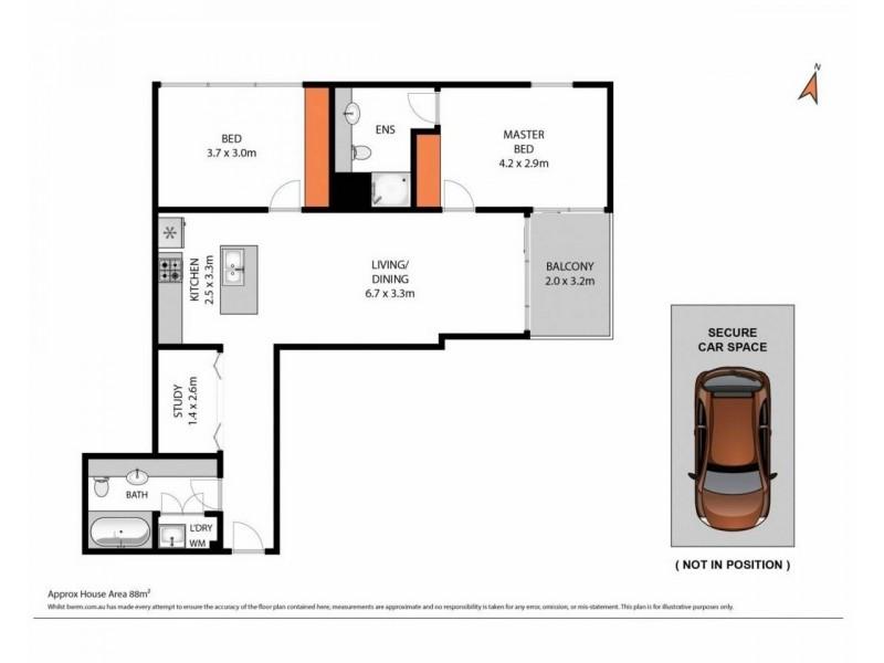 35 Shelley Street, Sydney NSW 2000 Floorplan