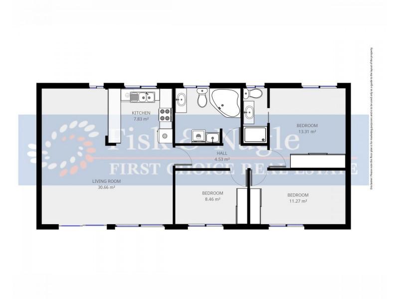 6/20 Elizabeth Street, Merimbula NSW 2548 Floorplan