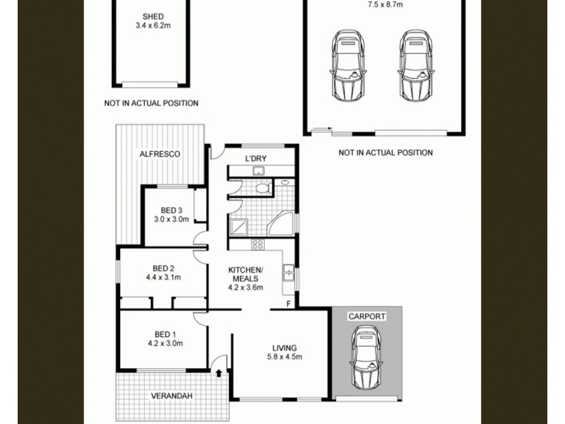 10 William Street, Warrnambool VIC 3280 Floorplan