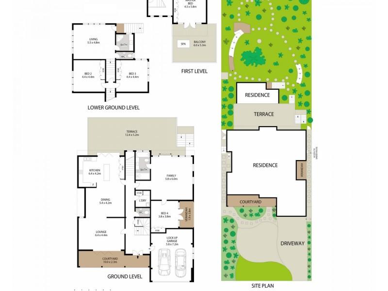7 Prince Alfred Parade, Newport NSW 2106 Floorplan