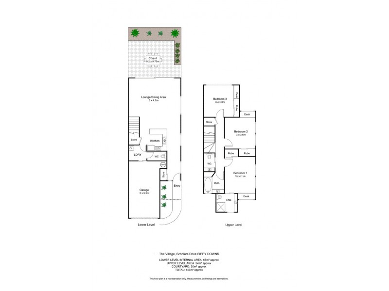 Sippy Downs QLD 4556 Floorplan