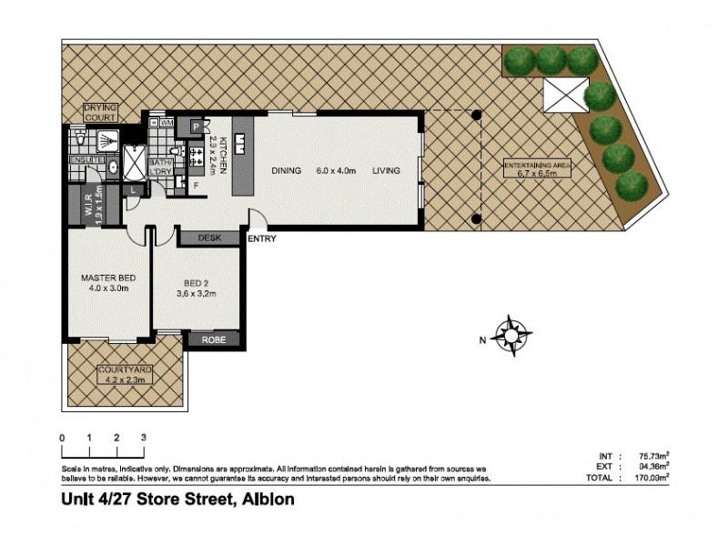 27 Store Street, Albion QLD 4010 Floorplan
