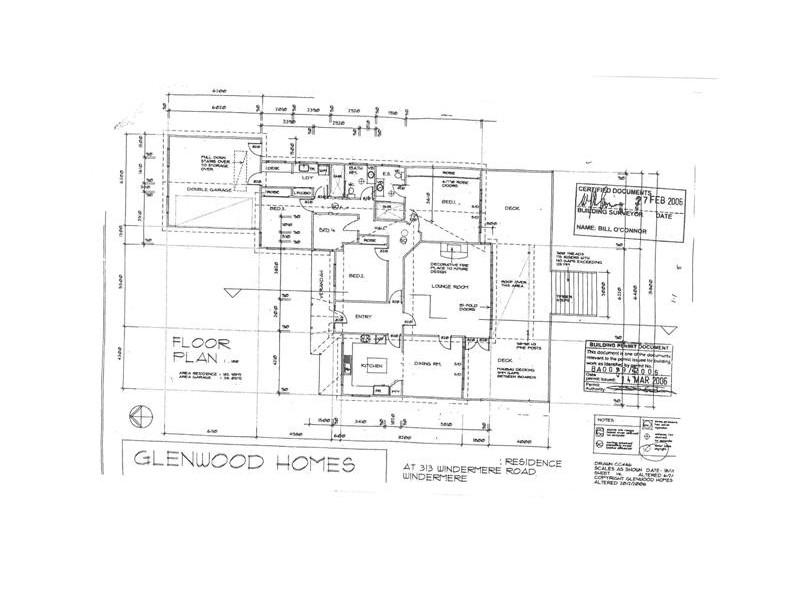 313 Windermere Road, Windermere TAS 7252 Floorplan