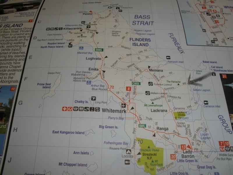 . Sellars Lagoon, Flinders Island TAS 7255