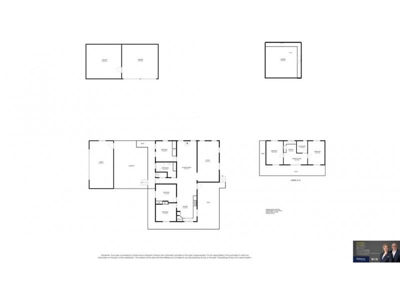 411 Mutual Road, Derby TAS 7264 Floorplan