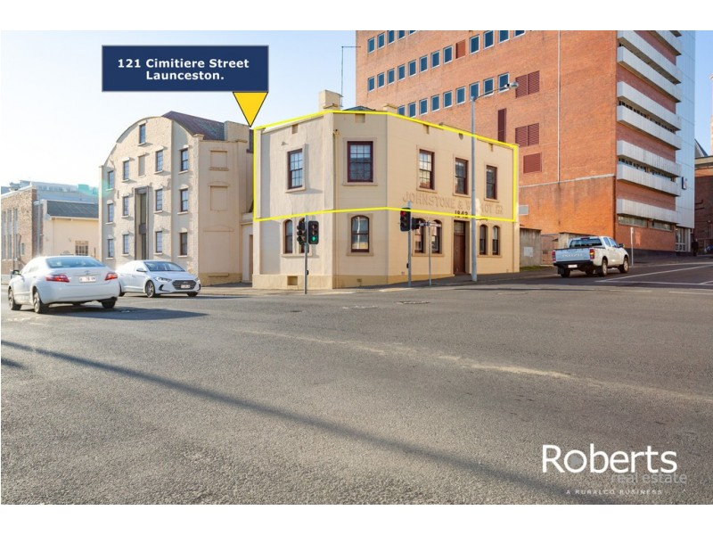121 Cimitiere Street, Launceston TAS 7250