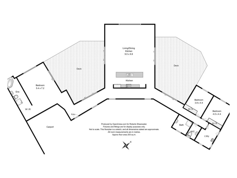 Port Sorell TAS 7307 Floorplan
