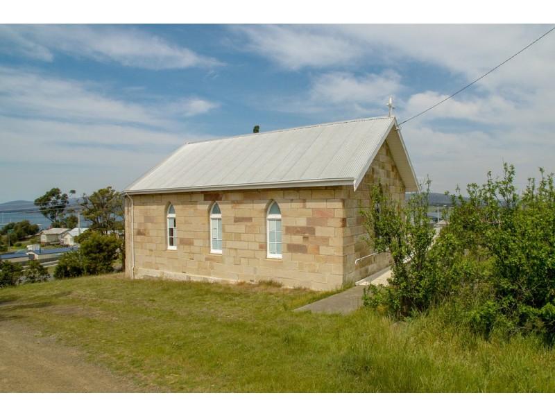 116 Arthur Highway (St Martin's Anglican Church), Dunalley TAS 7177