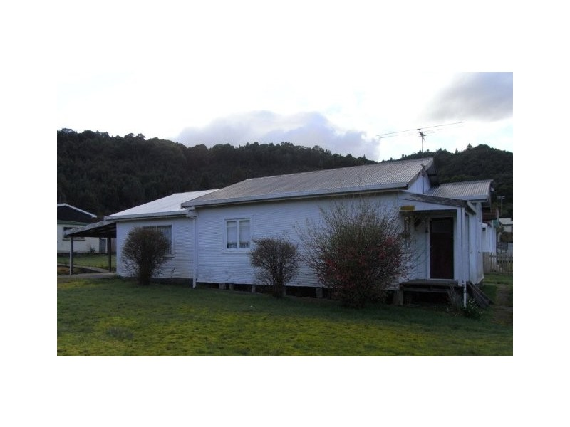 1 Lovett Street, Queenstown TAS 7467