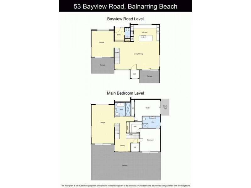 53 Bayview Road, Balnarring Beach VIC 3926 Floorplan