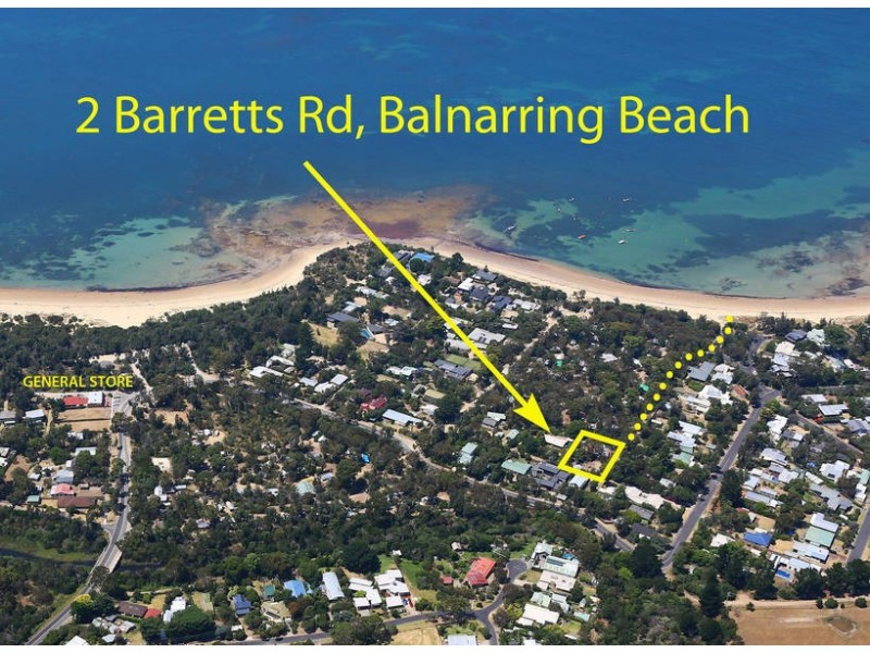 2 Barretts Road, Balnarring Beach VIC 3926
