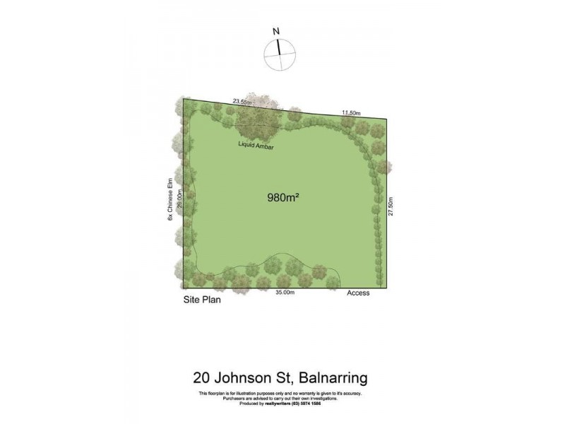 20 Johnson St, Balnarring VIC 3926 Floorplan