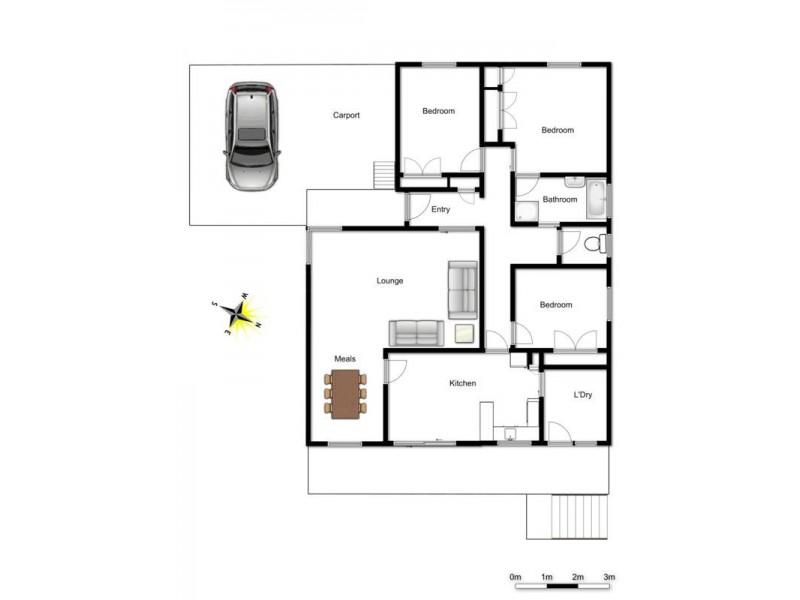 34 Inglis Street, Bacchus Marsh VIC 3340 Floorplan