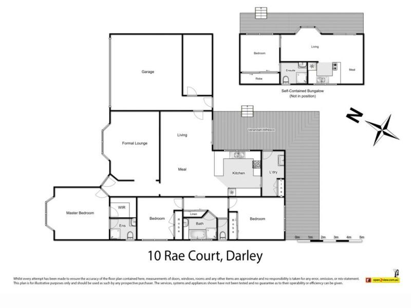 10 Rae Court, Darley VIC 3340 Floorplan
