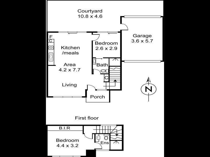 4/172 Elizabeth Street, Coburg North VIC 3058
