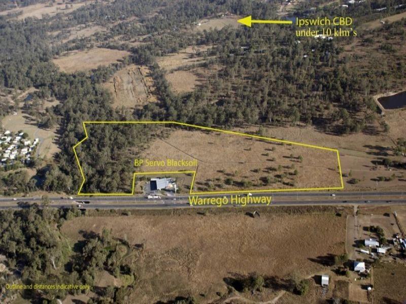 1410 Warrego Highway, Blacksoil QLD 4306
