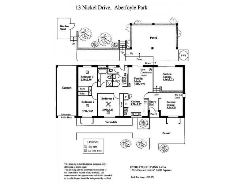 13 Nickel Drive, Aberfoyle Park SA 5159