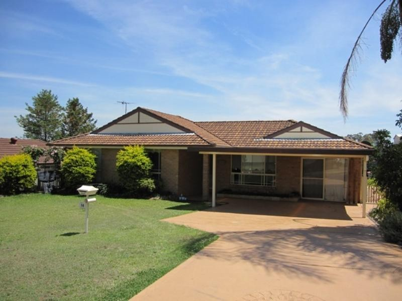 14 Carroll Avenue, Aberglasslyn NSW 2320